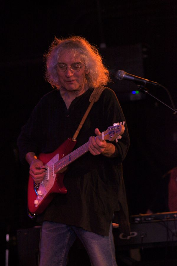 Albert Lee Crossroads