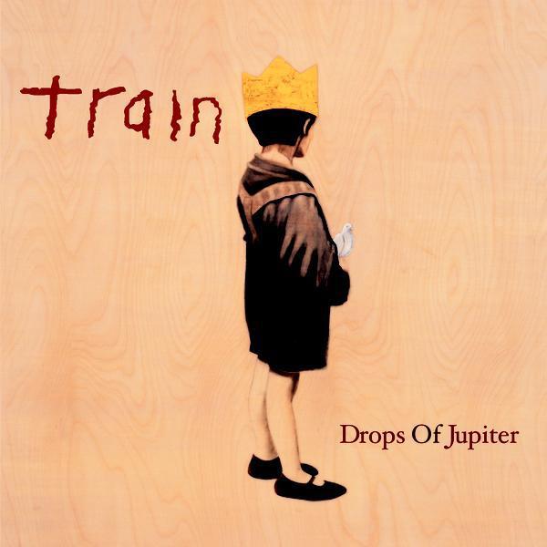 Train Drops of Jupiter Album