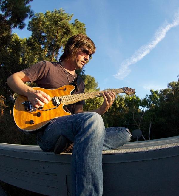Pete Thorn Suhr Guitar