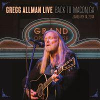 Gregg Allman – The Midnight Rider Crafting Music His Way!