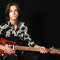 """Brotherhood of the Guitar: Jacob Reese Thornton Rips It Up with Rudolph and His Own """"Bombs Away"""""""