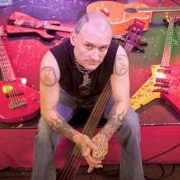 Mountain Bassist Rev Jones Crushes It on Stage and on His New Release Bak Wash