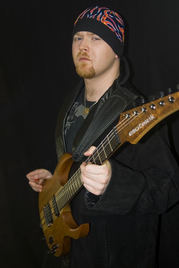 Dave Reffett Esoterik Guitar