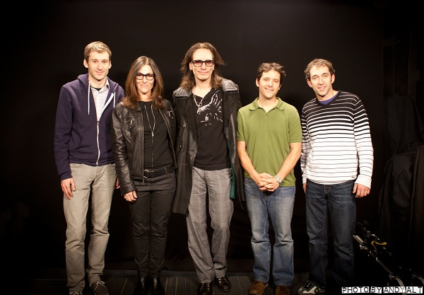 Steve Vai Guinness Record Group Shot
