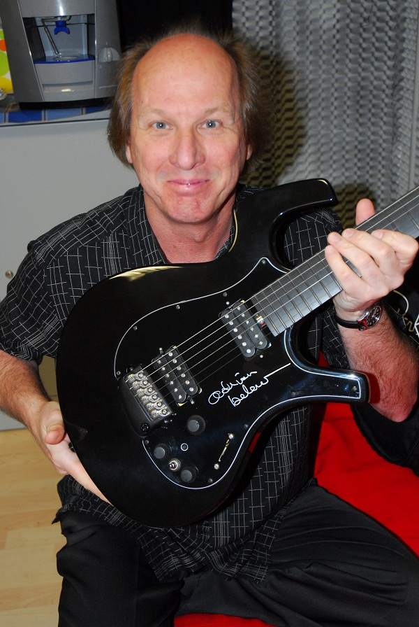 Adrian Belew Net Worth