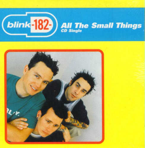 Blink 182 All the Small Things Guitar Tab