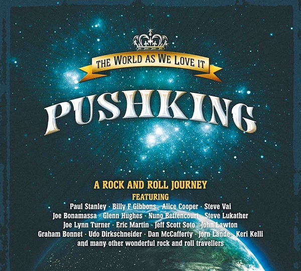Pushking Interview: Don't Call Us Russian Rock : Guitar Interviews