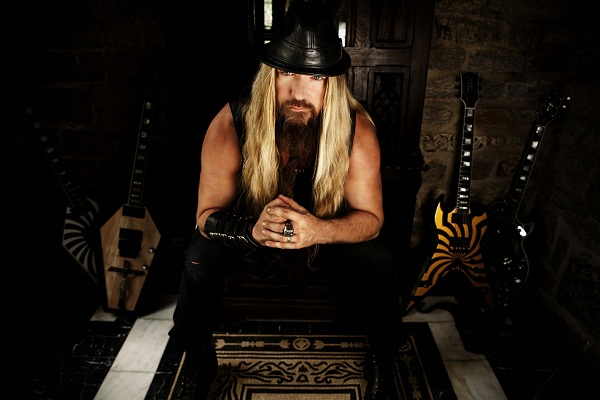Zakk Wylde Photo: Clay Patrick McBride