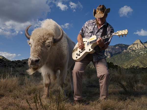 Ted Nugent White Buffalo