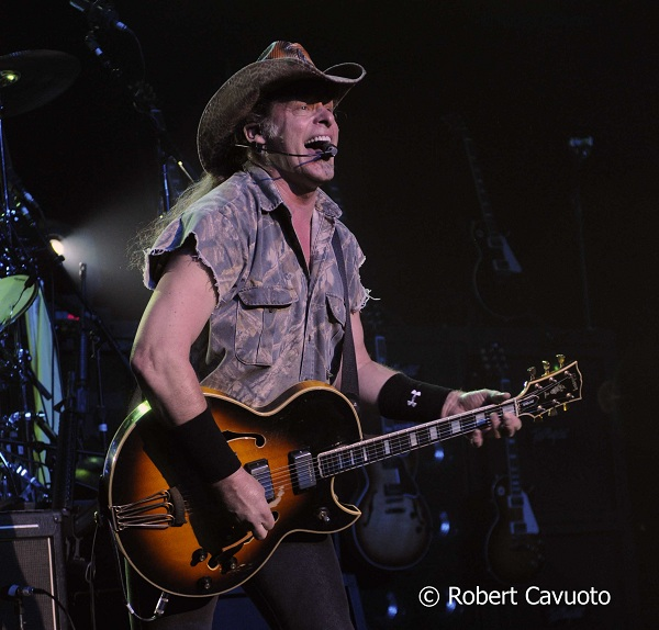 Ted Nugent Photo: Rob Cavuoto