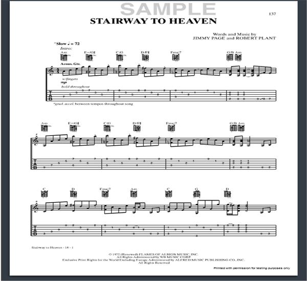 Guitar guitar tablature for stairway to heaven : stairway to heaven guitar tab k--k.club 2017