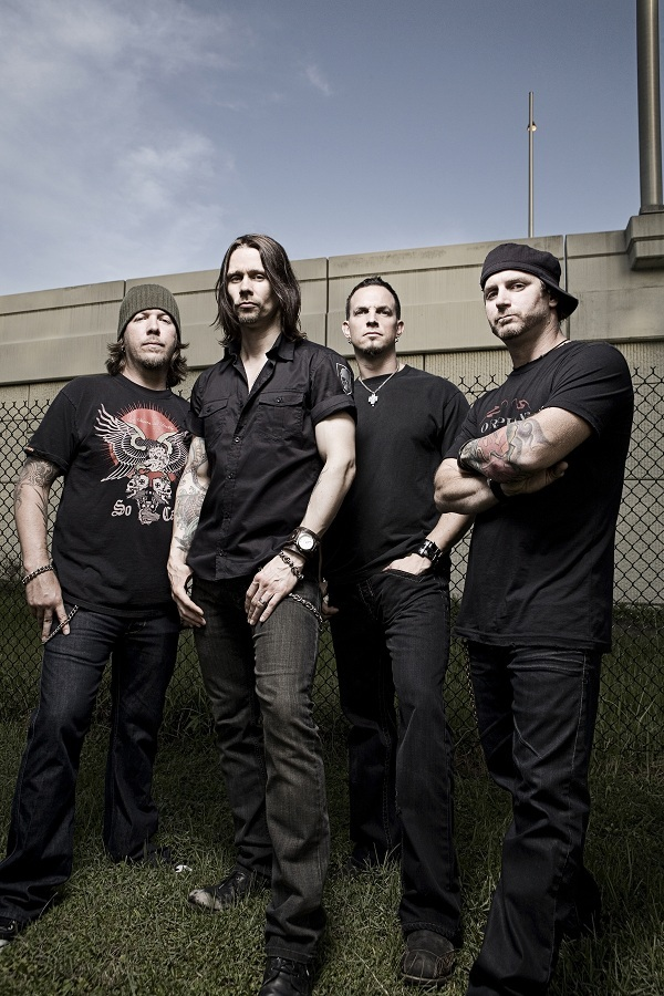 Alter Bridge Photo: Ashley Maile