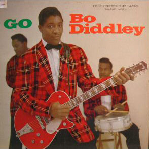 Go Bo Diddley album cover