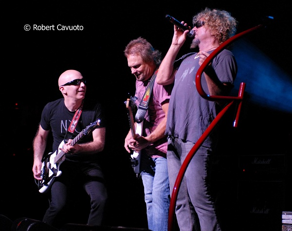Chickenfoot Live