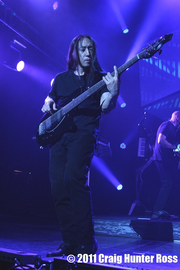 John Myung Photo: Craig Hunger Ross