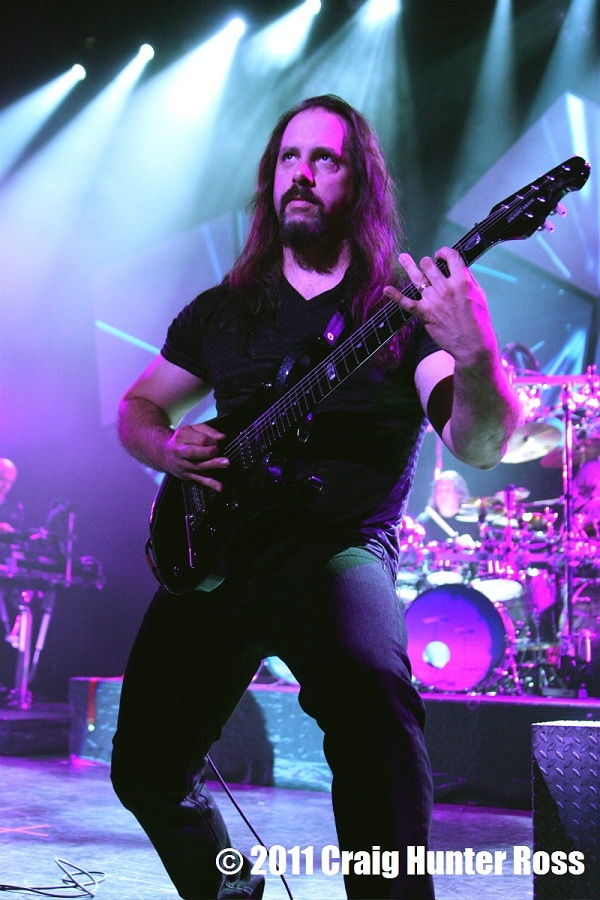 John Petrucci Photo: Craig Hunter Ross