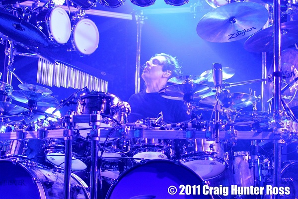 Mike Mangini Photo: Craig Hunger Ross