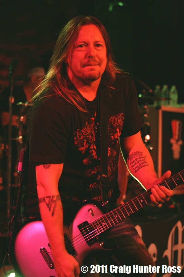Pete Evick Photo: Craig Hunter Ross