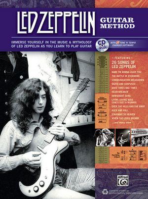 led zeppelin guitar method book review. Black Bedroom Furniture Sets. Home Design Ideas