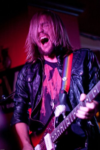 Russell Marsden of Band of Skulls (Source: Wikipedia)