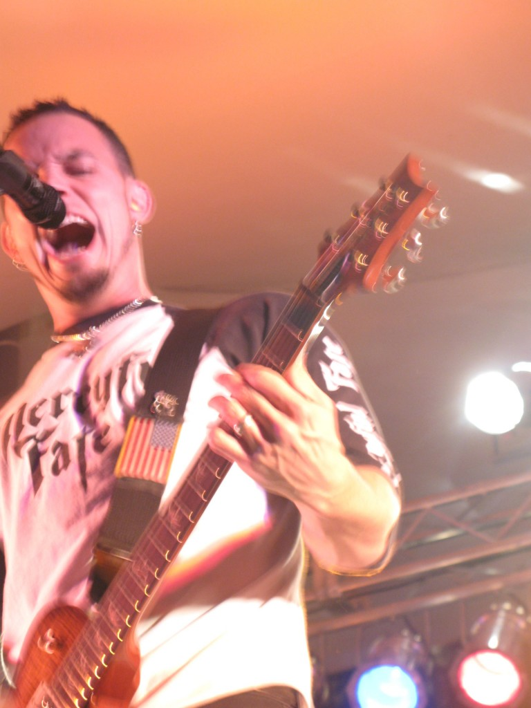 Mark Tremonti - photo credit: Rick Landers