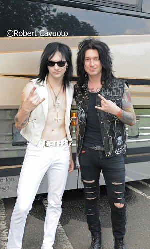 Jinxx and Jake