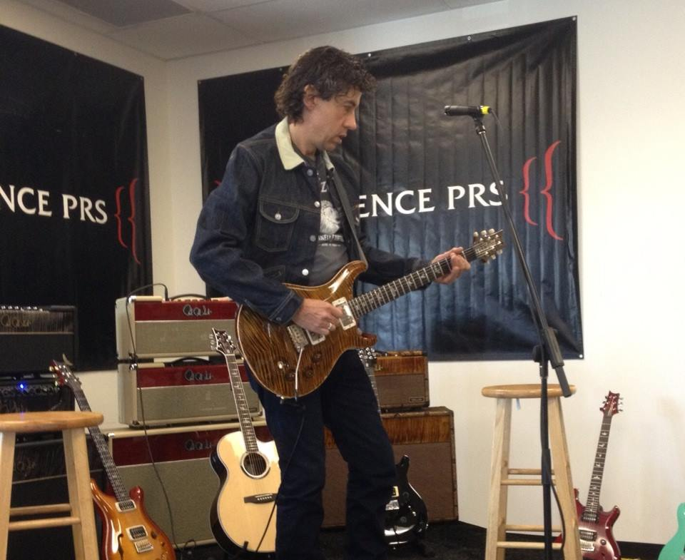Dave Grissom talks about the development of the PRS Dave Grissom (DG) amps.