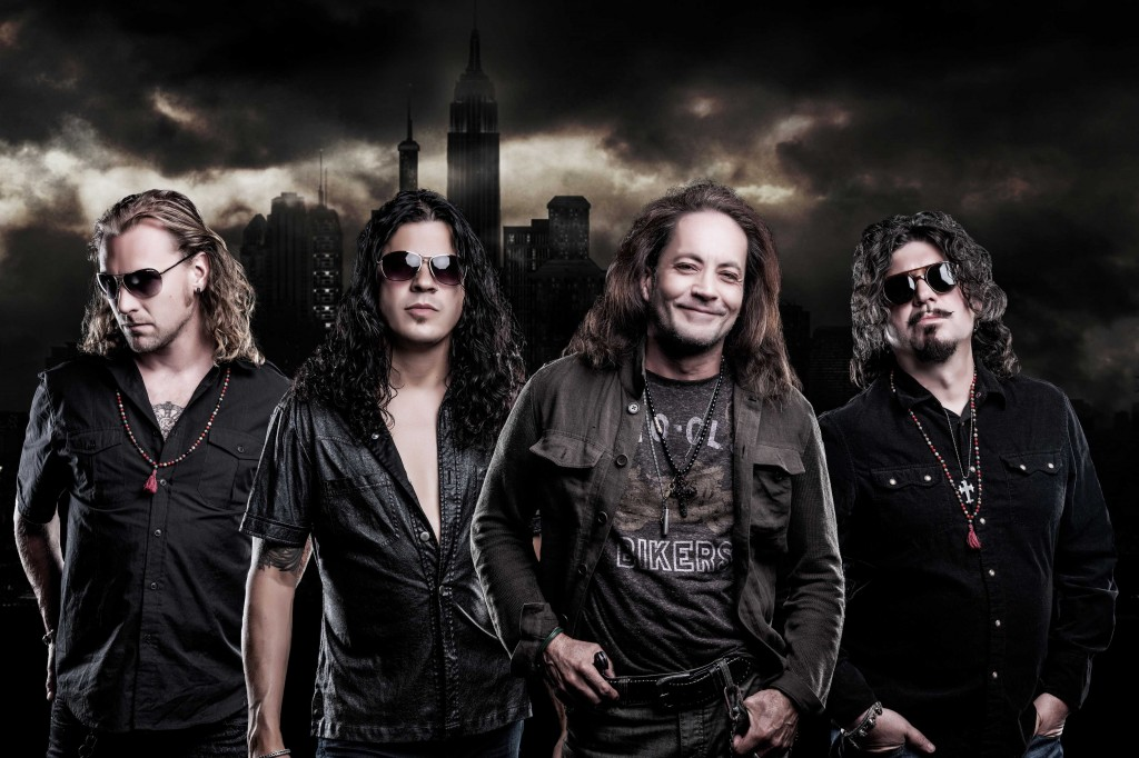 Red Dragon Cartel - photo credit: Fred Morledge