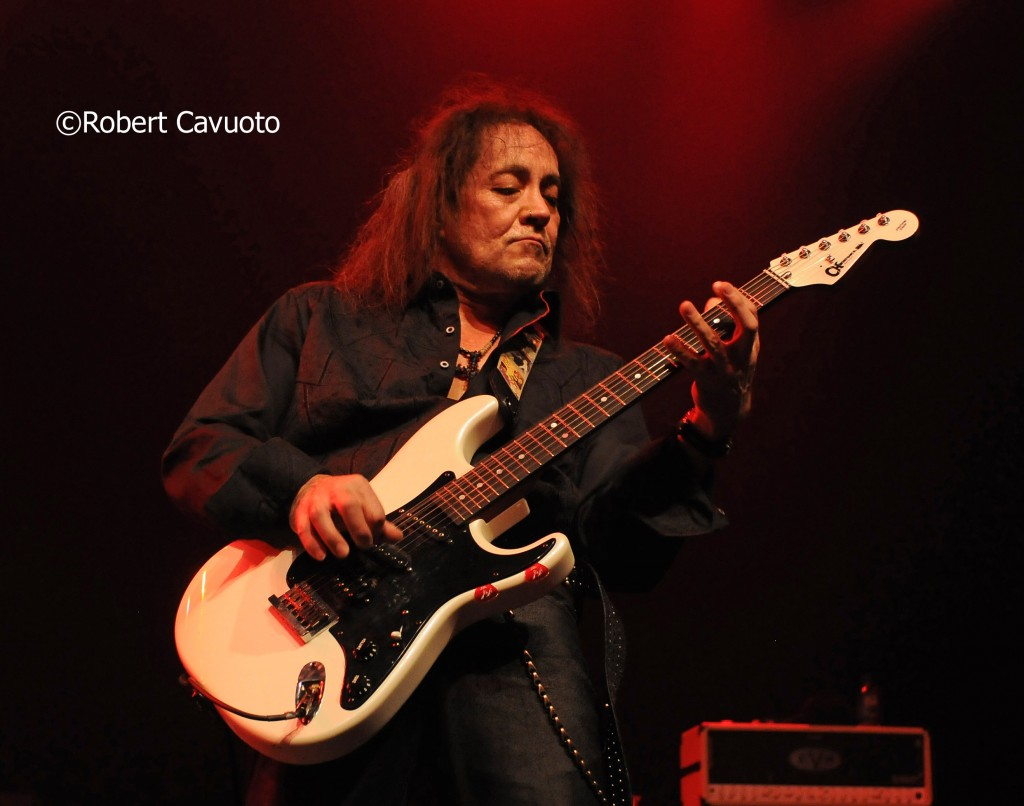 Jake E. Lee and Red Dragon Cartel at NAMM Jam 2014 ...