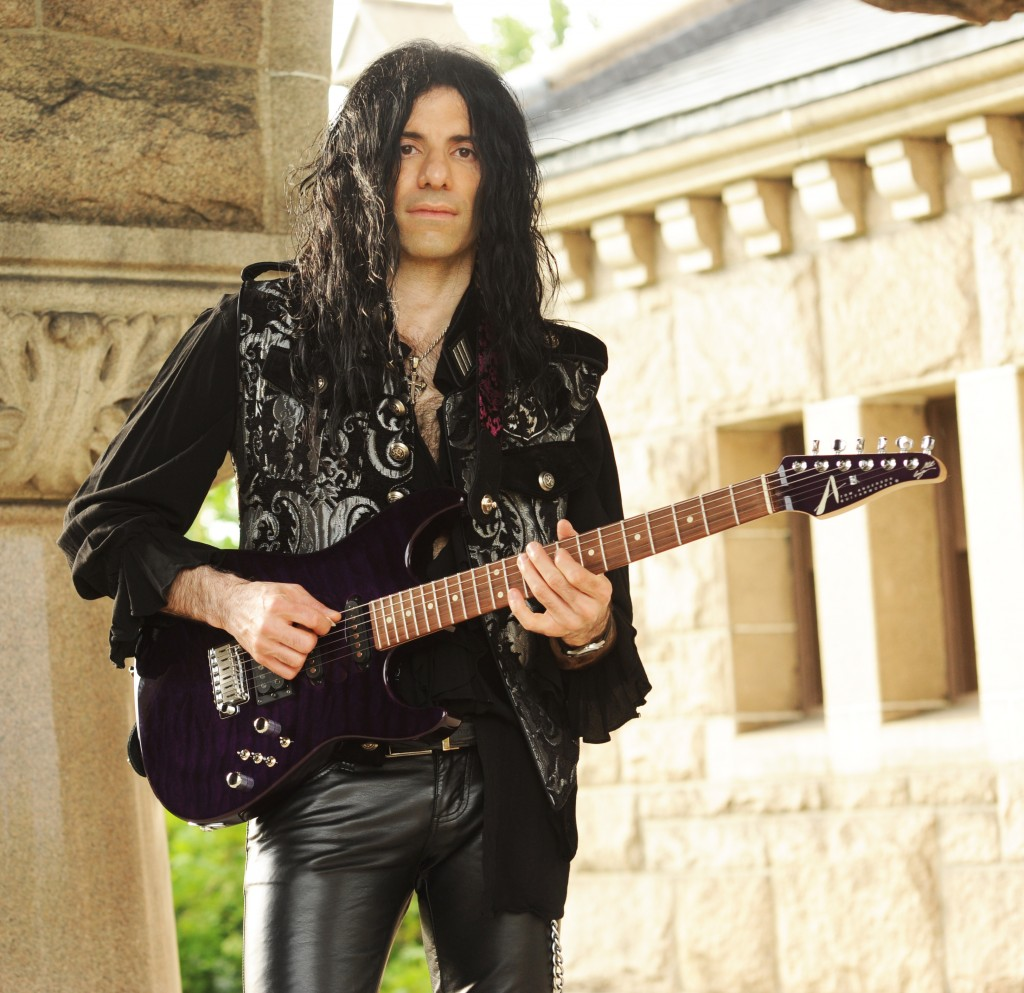 Mike Campese Mike Campese Fires Up with New CD Chameleon