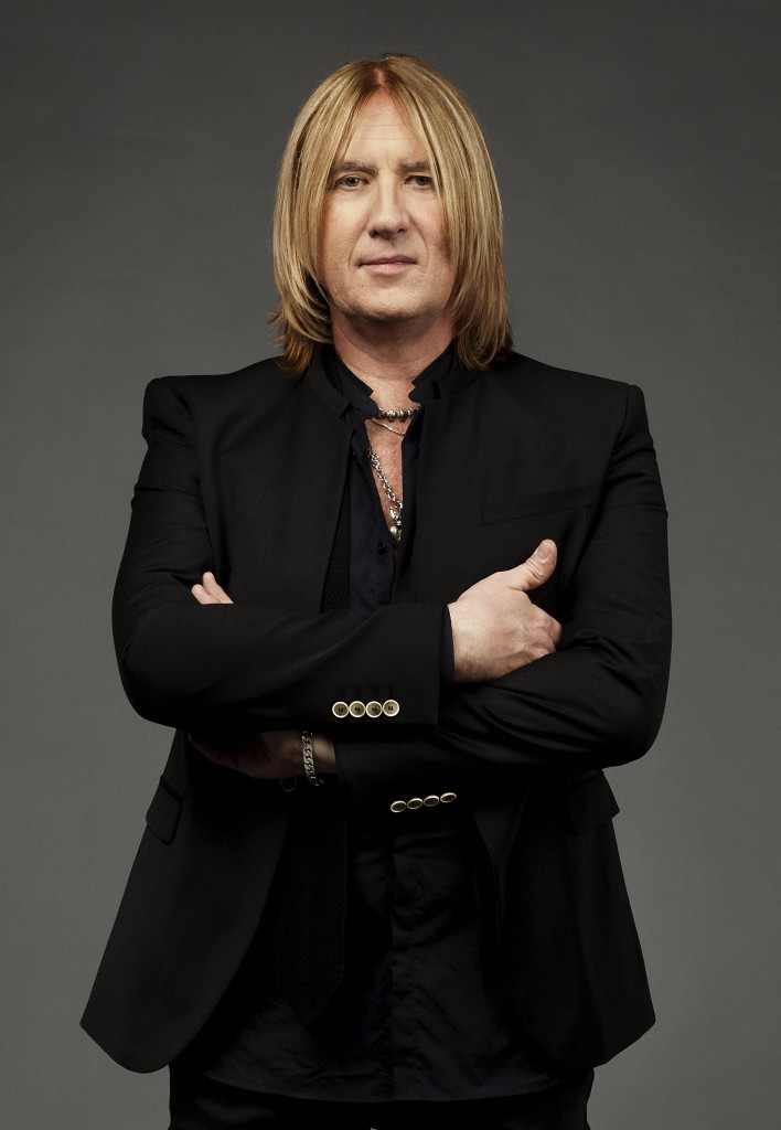 Joe Elliott - photo credit: Maryanne-Bilham-Knight