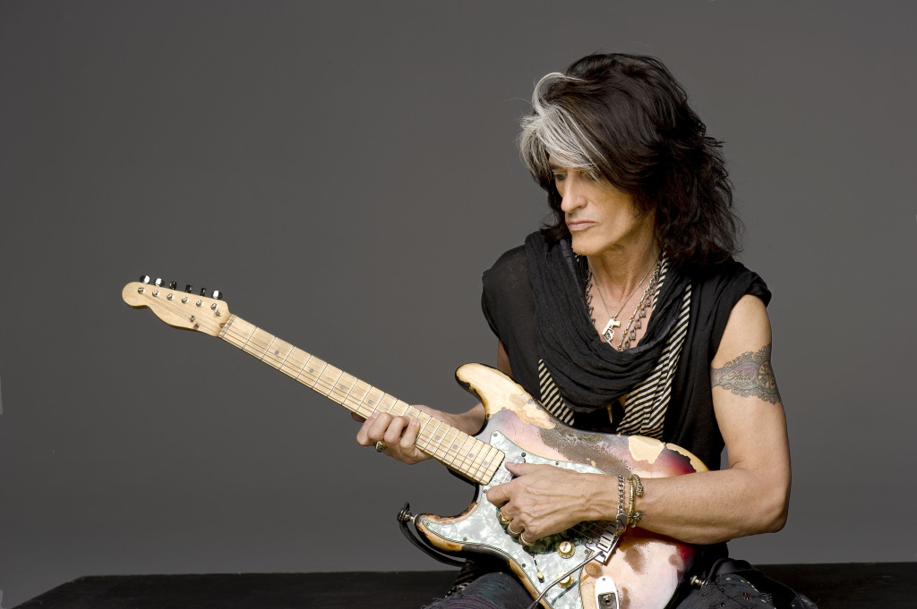 Joe Perry - photo credit: Ross Halfin