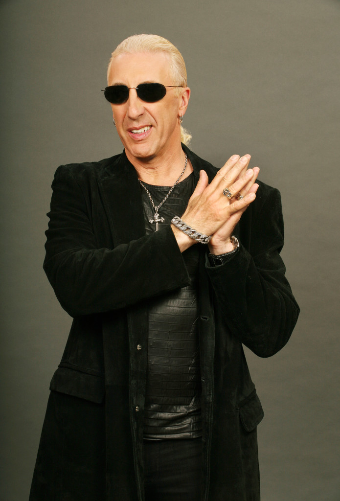 Dee Snider of Twisted Sister [2015] - photo credit: Mark Weiss