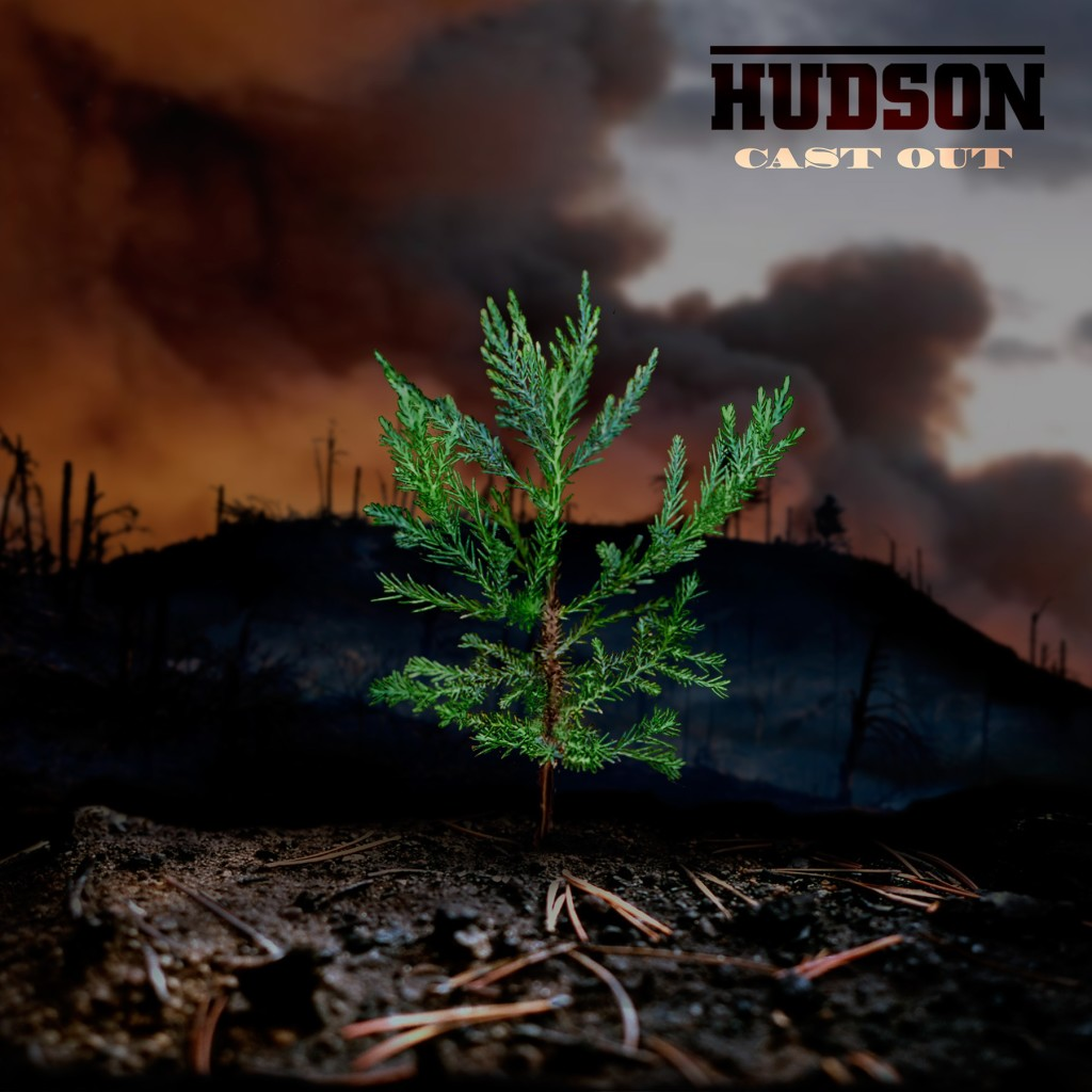 Hi Res Cover Art for HUDSON's Cast Out EP