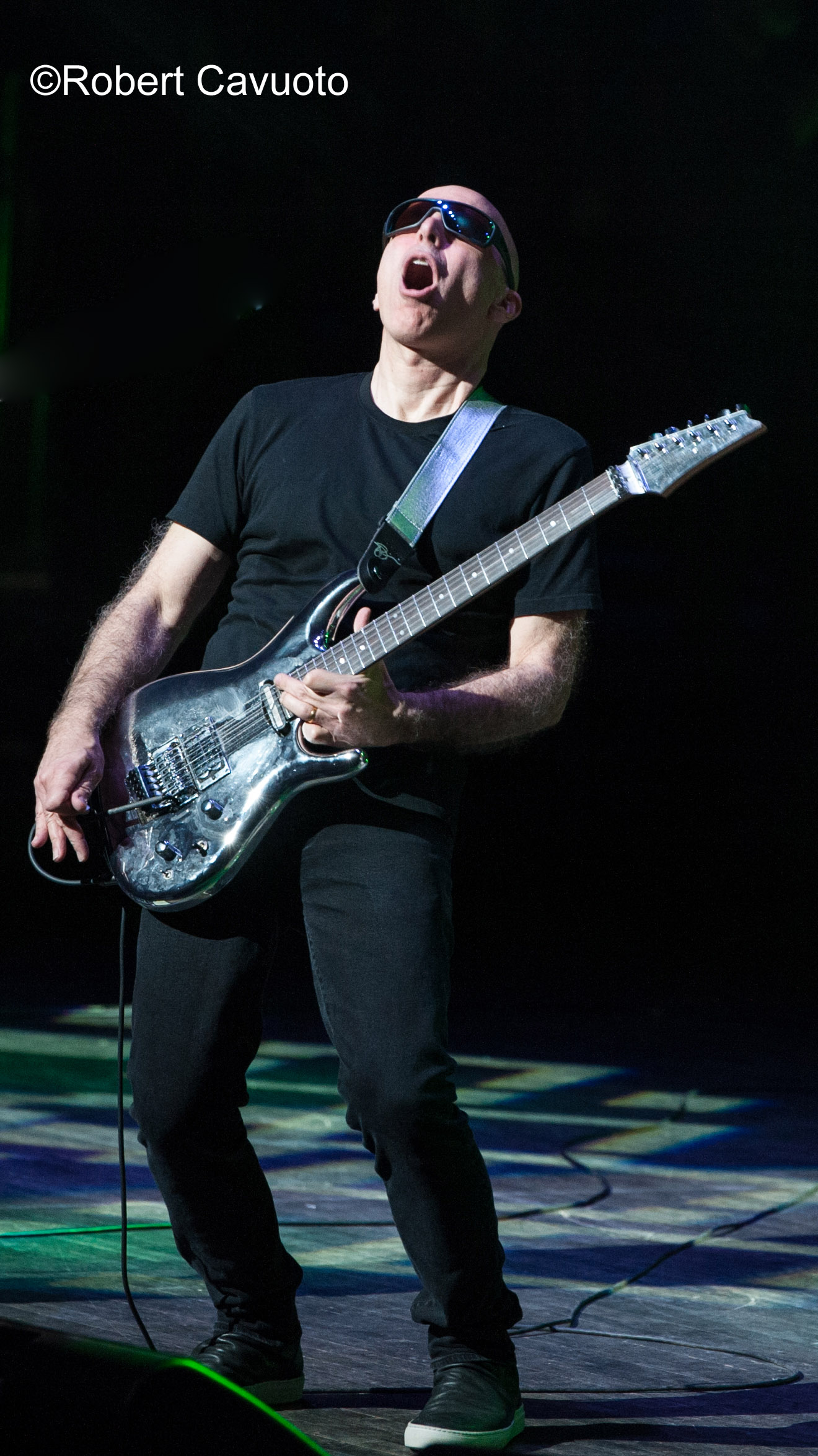 Entertainment Memorabilia Delicious Joe Satriani Signed Chickenfoot Autograph