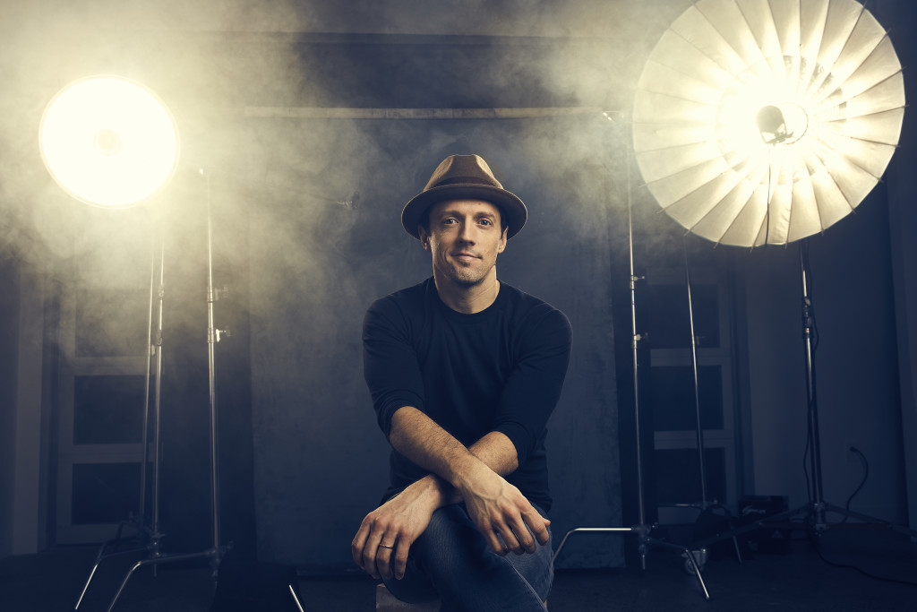 Jason Mraz - Image by Justin Bettman