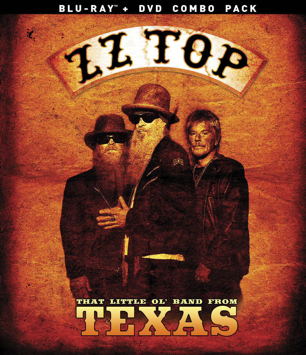 ZZ Top to Release DVD ZZ Top: That Little Ol' Band From Texas February 28, 2020
